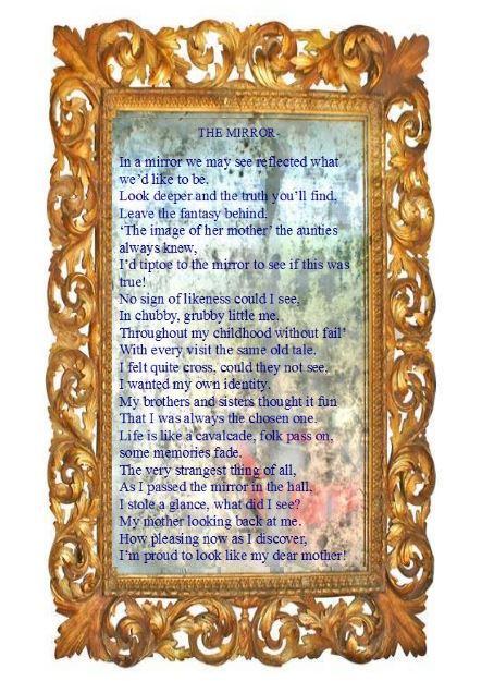 Framed verse